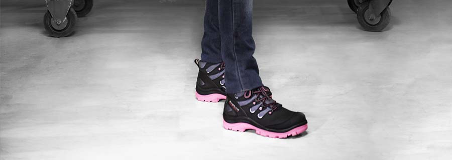 Riverline Ergonomic Safety Footwear